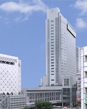 渋谷 エクセルホテル東急